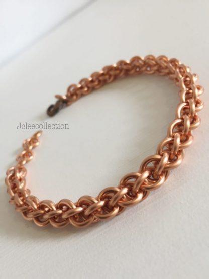 Chunky Copper JPL Bracelet