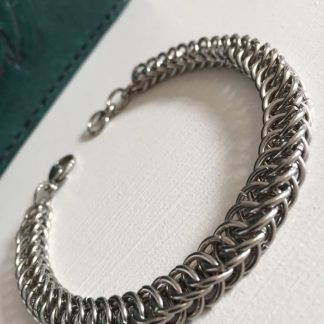 Stainless Steel Half Persian 4 in 1 Bracelet