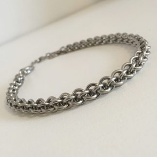 jcleecollection JPL steel bracelet