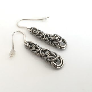 Byzantine Graduated Earrings