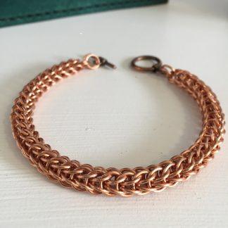 copper full persian bracelet