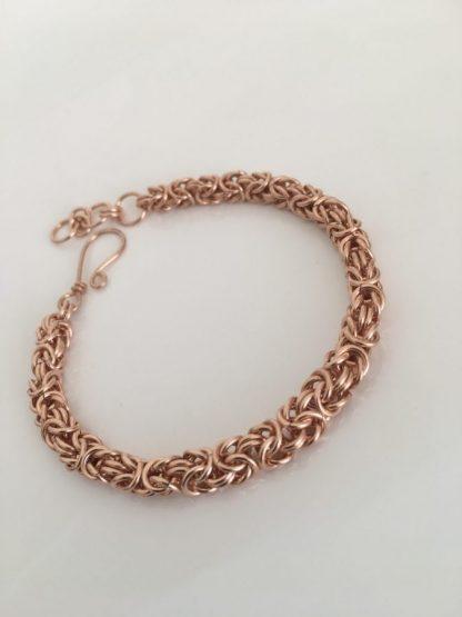 Bronze Byzantine Bracelet