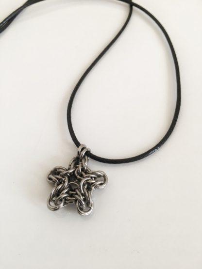 Byzantine Star Necklace