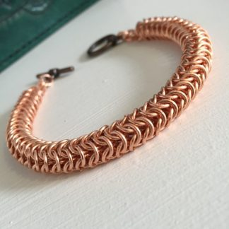 jcleecollection Copper Roundmaille