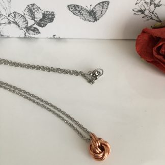 copper-infinity-love-knot-necklace