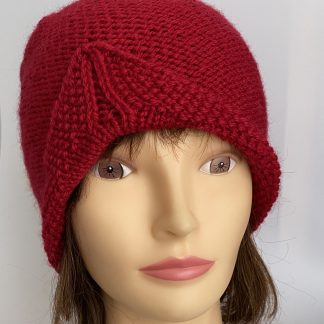 Red- turban-style-beanie=hat